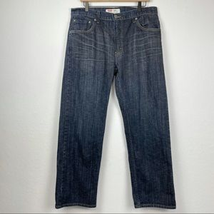 Levi's 559 Relaxed Straight Dark Wash Jeans 34x30